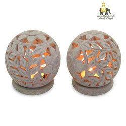 Stone T Light Holder