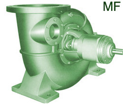 Mixed Flow Pump MF
