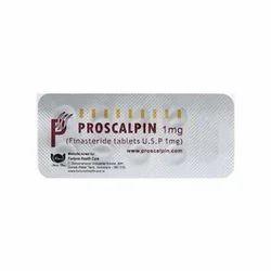 Proscalpin Tablets Finasteride