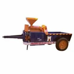 Annapurna 40 Hp Tractor Operated Rice Mill Machine, Capacity: 120-150 ton/day, For Agriculture