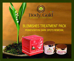 Herbal Anti Blemishes Pack