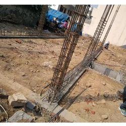RCC Structure Building Construction Service, Location: Noida