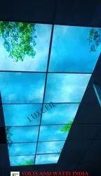 Showroom Stretch Ceiling