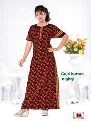 Gujri Cotton Nighty