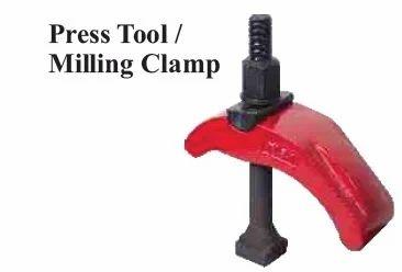 Press Tool Milling Clamp