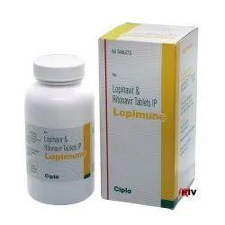 Lopinavir & Ritonavir Tablets