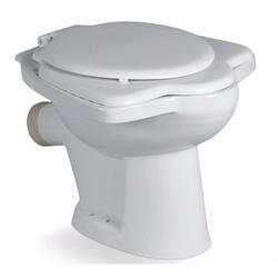 Tarryware White Anglo P Toilet, For Bathroom Fitting
