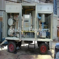 Transformer Oil Filter Plant