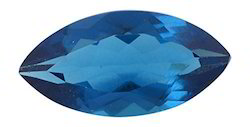 Tanzanite Glass Gemstone