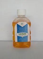 Chlorhexidine Gluconate & Cetrimide Antiseptic Liquid