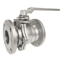 74 Series Flanged Ball Valves