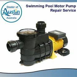 Swimming Pool Motor Pump Repair Service