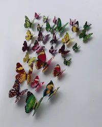 3 D Magnet Butterfly