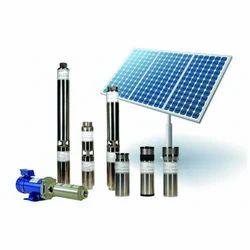 Solar Pump Monitoring