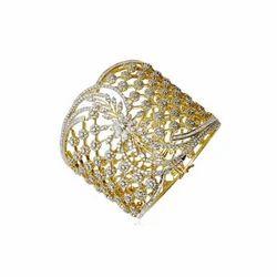 18 Carat Gold Bangles Bracelets