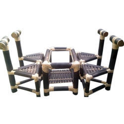 Bamboo Table Set  sc 1 st  IndiaMART & Bamboo Table - बांस से बनी मेज Manufacturers \u0026 Suppliers ...