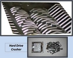 Hard Drive Crusher