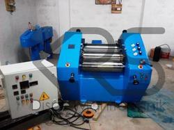 UV Ink Triple Roll Mill