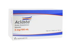 Aclasta 5mg 100ml Zoledronico