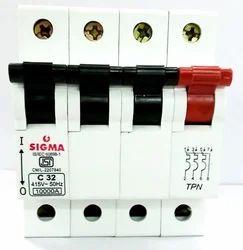 Sigma TPN C 32 MCB