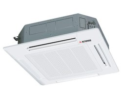 4.0 Wall Mounted Mitsubishi FDT125CR-S Cassette Air Conditioner, 5.0 Hp