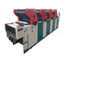 Non Woven Bag Color Printing Press