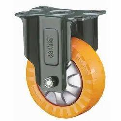 Supo Hightech Polyurethane Wheels With Single Ball Bearing
