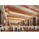 Banquet Hall Chandeliers