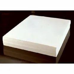 White Rectangular Laboratory Filter Paper, Thickness: 0.12 To 1 Mm