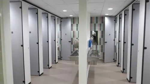 Compact Laminate Gents And Ladies Toilet Partitions Rs 17500 Unit Id 22392879873