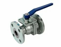 2-Piece Carbon Steel Ball Valves