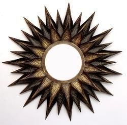 THE D.N.A. GROUP Iron Mirror Frame