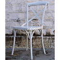 White Color Dining Chair