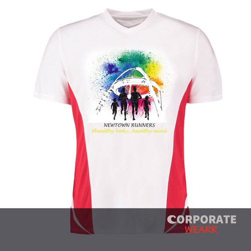 Unisex Polyester Promotional T Shirts