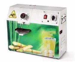 Semi-Automatic Sugarcane Juice Making Machine