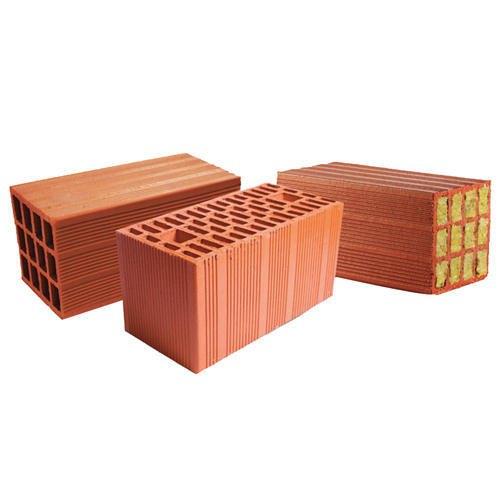 Porotherm Hallow Clay  Blocks
