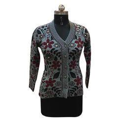 ceacc47f7f6d10 Ladies Woolen Cardigan - Women Woolen Cardigan Manufacturer from ...