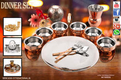 Copper Dinnerware Set Corporate Gifts
