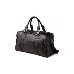 custom brand custom style Men s Leather Duffel Bag fd5c79be207a1