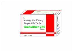 Amoxycillin 250 / 125 Tablet