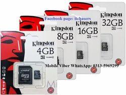 Kingston MicroSD 32GB Class 4 Mobile Phone Memory Card