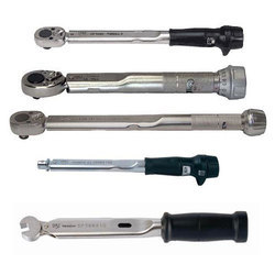 Click Type Torque Wrench