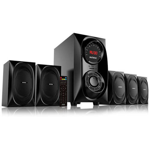 Intex It 6040 Sufb 40 W Bluetooth Home Audio Speaker (black, 5 1 Channel)