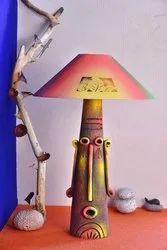 Indoor Decorative Teracotta Lamps