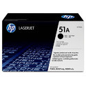 HP 51A Black Original Laser Jet Toner Cartridge