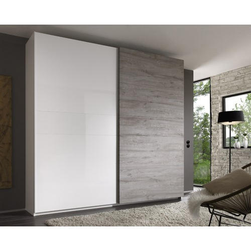 Beau Tambura Sliding Doors Wardrobe
