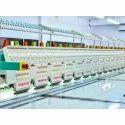 6 Needle Multi Head Computerized Embroidery Machine