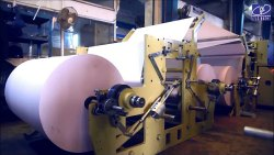 Paper Corrugated Sheet Cutting Machine