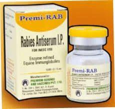 Anti Rabies Serum 1500 Iu/5 Ml