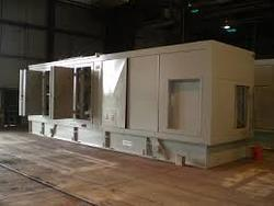 Soundproof generator box manufacturing